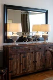 Lamps For Dining Room Buffet by Pretty Vignette Wonderful Wood Architecture Table French Mirror
