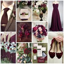 plum wedding plum marsala green wedding inspiration burgh brides