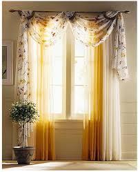 Scarf Curtains Curtain Scarf Ideas Curtains Ideas