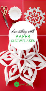 best 25 making paper snowflakes ideas on pinterest paper