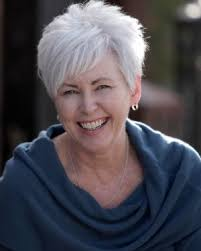 christine michael with short hair board of directors new mexico women in film