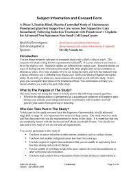 how to write a process paper for history fair informed consent wikipedia