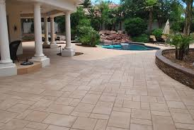 paver sealing and restoration living water lawn and garden las