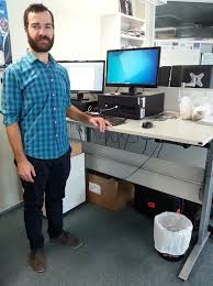 examining the benefits of standing desks