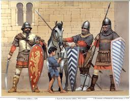 the military of the byzantines weapons and warfare
