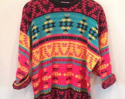 western sweater etsy