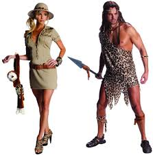 leopard halloween costume size jane med tarzan std jane dress belt hat