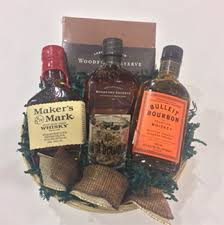 bourbon gift basket gift baskets liquor barn