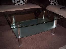 wohnzimmer glastisch glastisch für wohnzimmer recklinghausen markt de 7209510