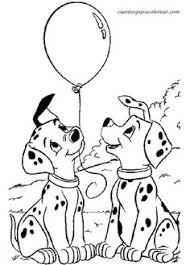 101 dalmatians coloring pages coloring book kids
