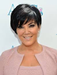 Short cut with bangs. Kris Jenner. Kris Jenner wore her sleek tresses with wispy side-swept bangs at a Mother's Day Luncheon. - Kris%2BJenner%2BShort%2BHairstyles%2BShort%2Bcut%2Bbangs%2B7uhvqck7hBHl