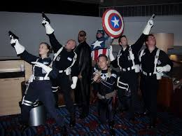 Nick Fury Halloween Costume Yd Pics Halloween Costumes Cosplay June July 2012 Cez U0027l