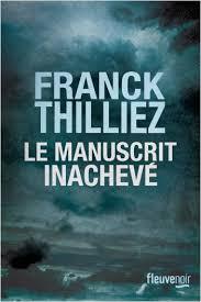 franck thilliez la chambre des morts le manuscrit inachevé lisez