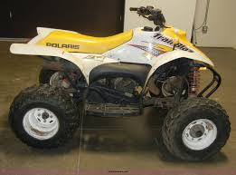 2001 polaris trailblazer 250 atv item n9749 sold may 2