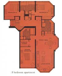 Hawaii Floor Plans The Country Club Plaza The Honolulu Hawaii State Condo Guide Com