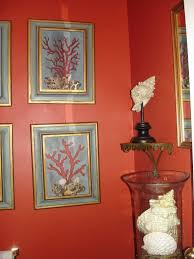 Paint Colors For Powder Room Powder Room Tibetan Orange Help Need To Make This Look Like