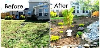 Diy Backyard Garden Ideas Diy Backyard Makeovers On A Budget Medium Size Of Garden Garden