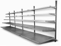Heavy Duty Garage Shelving by Heavy Duty Wall Mounted Garage Shelving Home Interior Wall