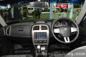new jeep truck interior new tata xenon facelift could launch in festive season