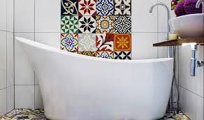 feature tiles bathroom ideas feature wall ideas homehub