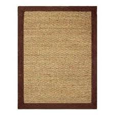 2 X 5 Area Rugs Sea Grass Area Rugs Rugs The Home Depot