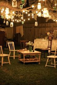 outdoor vintage string lights elegant outdoor patio string