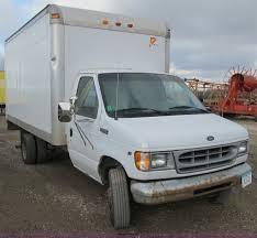 2002 ford econoline e350 super duty box truck item d7009