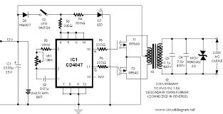 24v inverter circuit diagram circuit diagram images