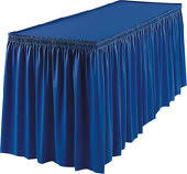 banquet table skirts wedding table toppers