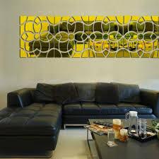 online get cheap 3d acrylic wall stickers flower aliexpress com