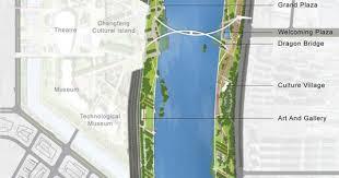design ã fen taiyuan fen river waterfront landscape design tiayuan china