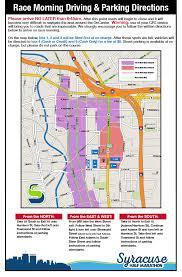 Map Of Destiny Usa by 2017 Shuttle U0026 Parking Tips Syracuse Half Marathon