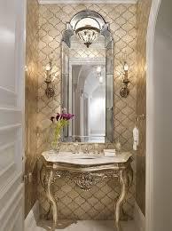 gold bathroom ideas best 25 gold powder ideas on feminine bathroom black