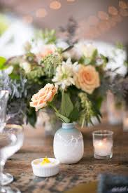 Simple Vase Centerpieces Wedding Vase Elegant Wedding Centerpiece White Wedding Vase By