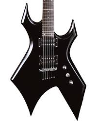 amazon com b c rich warlock mk1 electric guitar all new 2017