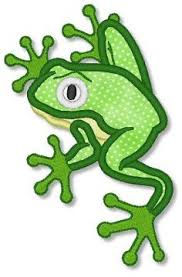 caribbean creatures tree frog arts crafts cloth