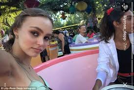 Seeking Teacup Imdb Depp And A Of Friends To Disneyland Daily