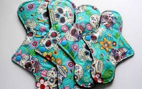Most Comfortable Maxi Pads Fluffy Blankets Reusable Sanitary Pads Are A Period