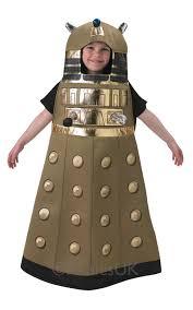 doctor halloween costume child bbc doctor who dalek boys book week fancy dress kids
