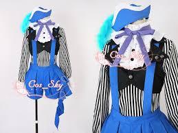 Butler Halloween Costume 2014 Black Butler Iii Kuroshitsuji Book Circus Ciel Cosplay