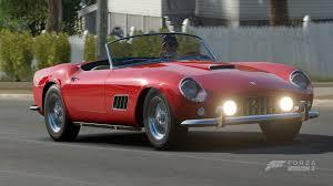 Ferrari California Gt 250 - 1957 ferrari 250 california fh3 kudosprime com