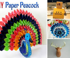 Paper Crafts - cool paper crafts