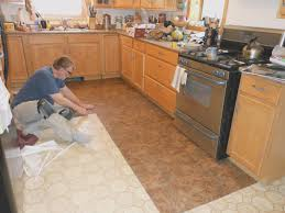 how to install vinyl tile flooring in bathroom using a jamb saw