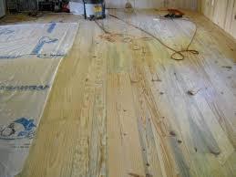 poplar as flooring