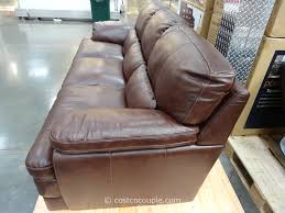 Costco Leather Sofa Review Furniture Wonderful Simon Li Leather Sofa For Modern Living Room