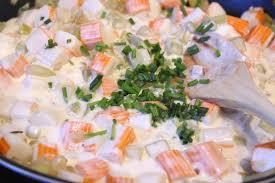 cuisiner le surimi pâtes au surimi pour ceux qui aiment cuisiner