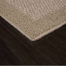 natural area rugs com mainstays faux sisal area rugs or runner ebay