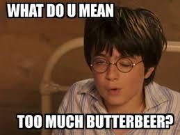 Harry Potter Birthday Meme - 15 harry potter memes only true potterheads will understand
