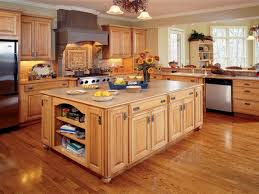 Natural Maple Kitchen Cabinets Rustic Red Kitchens Glazed Maple Kitchen Cabinets Natural Maple