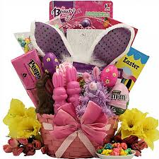 easter gift baskets streme easter gift basket for ages 6 to 9 years